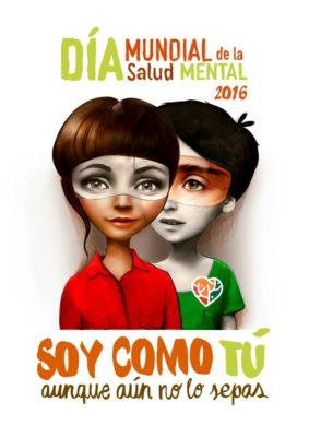 Día Mundial de la Salud Mental _ Feafes Castilla y León
