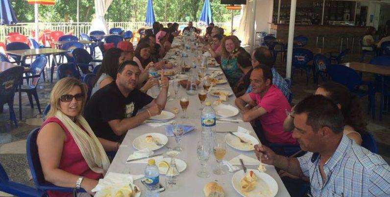 Salamanca Comida de verano