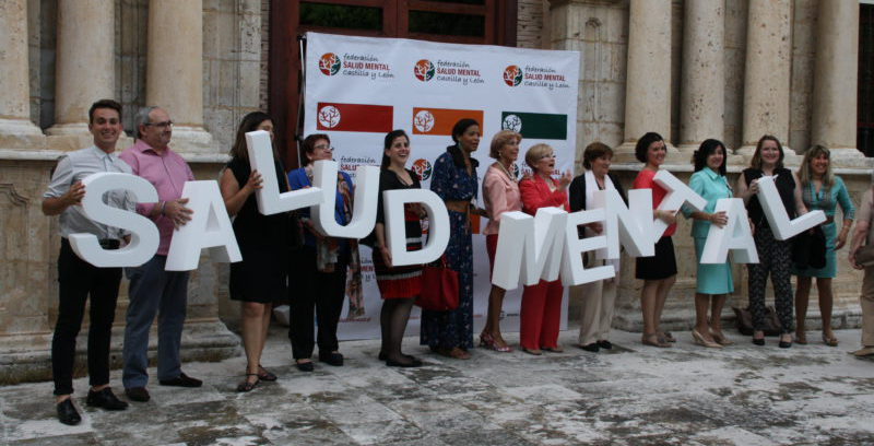Memoria Salud Mental CyL 2016