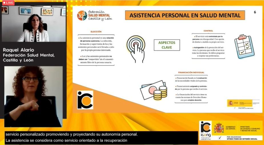 Premios RECO Salud Mental Castilla y León
