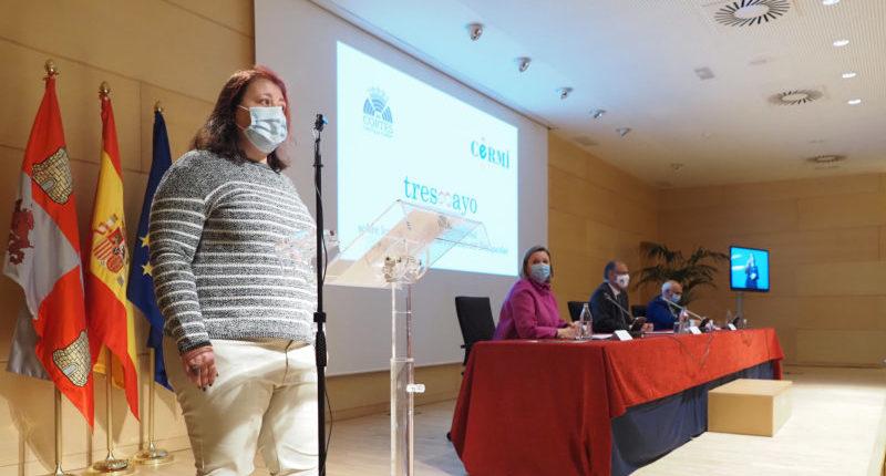 Foto cedida por Cortes de Castilla y León