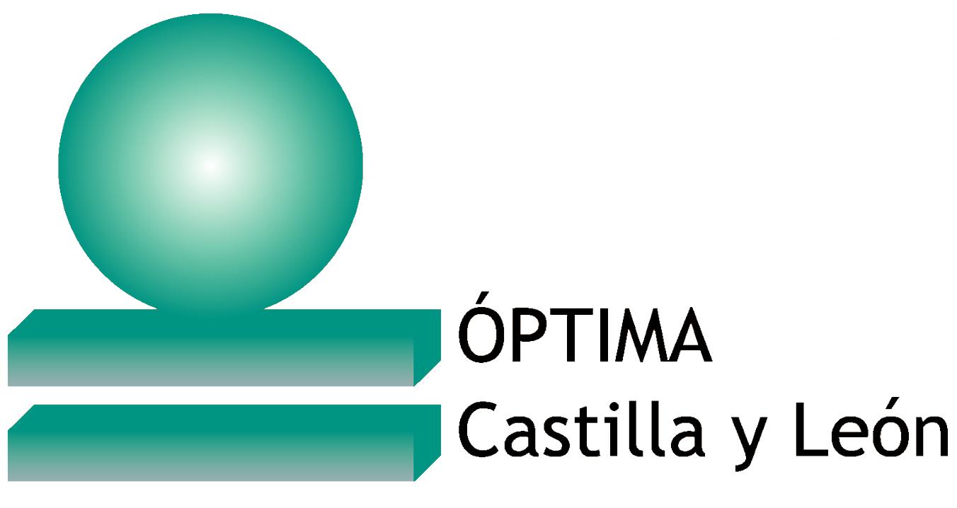 """Distintivo """"Óptima Castilla y León"""""""